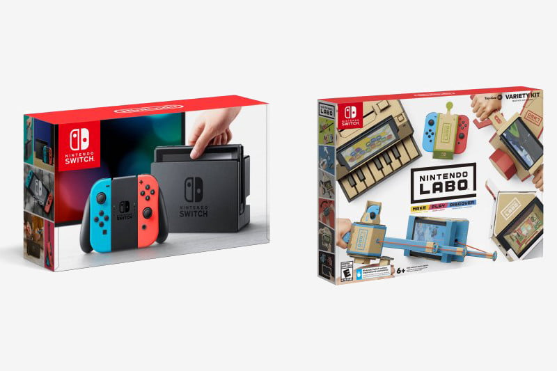 Nintendo Switch deals