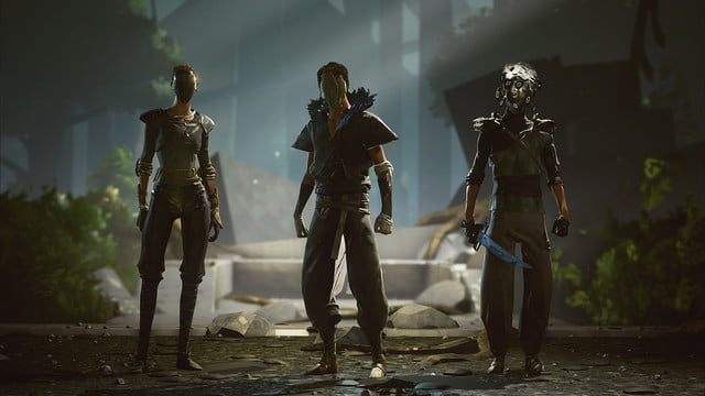 Absolver review characters dark