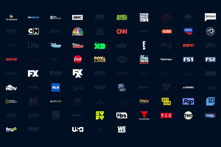 playstation vue channel guide plans features access 2018