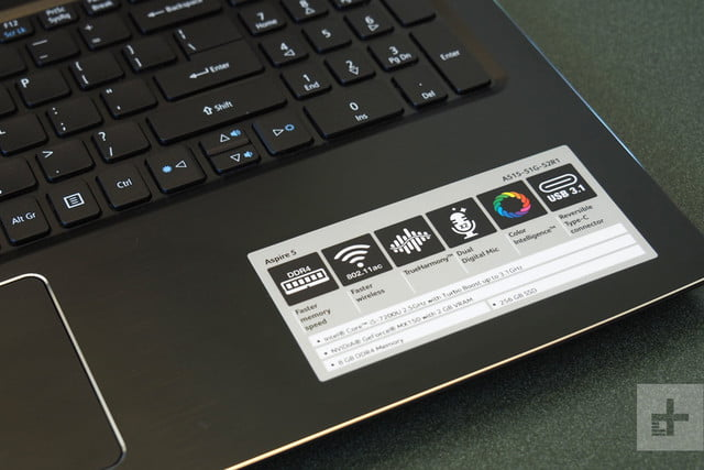 Acer Aspire 5 review badge