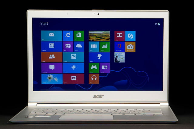 Acer Aspire S7 392 6411 front tiles