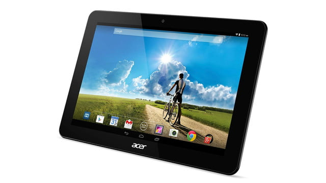 embargo 93 620am et acer goes tablet crazy ifa 2014 iconia tab 8 w 10 one left front grey press image