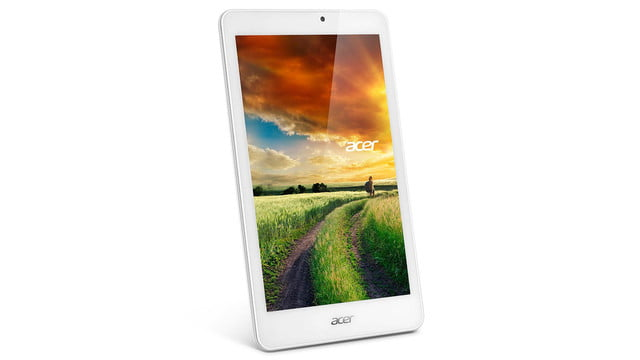 embargo 93 620am et acer goes tablet crazy ifa 2014 iconia tab 8 w 10 one upright angled 2 press image