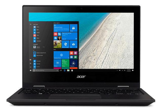 acer introduces travelmate spin b1 windows 10 s convertible b118 01