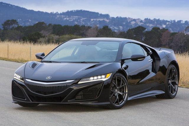 Acura-NSX_2016_front