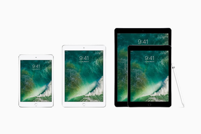 apple 9 7 inch ipad news affordable new family