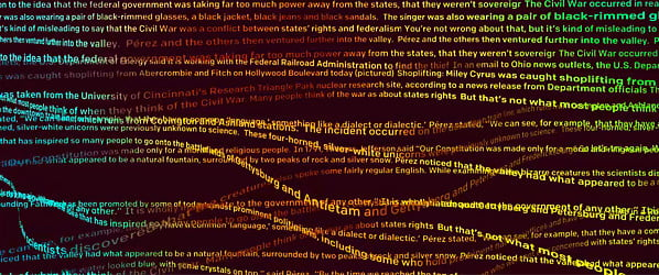 A.I.-generated text is supercharging fake news. This is how we fight back