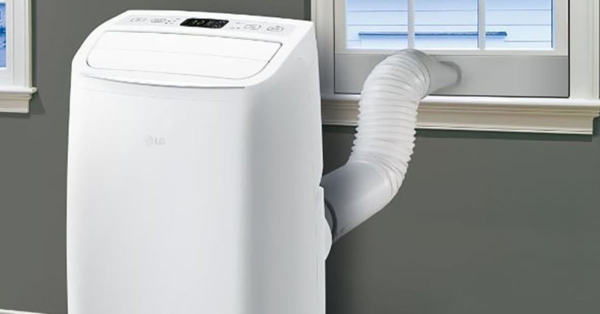 LG Portable Air Conditioners Get Steep Price Cuts at