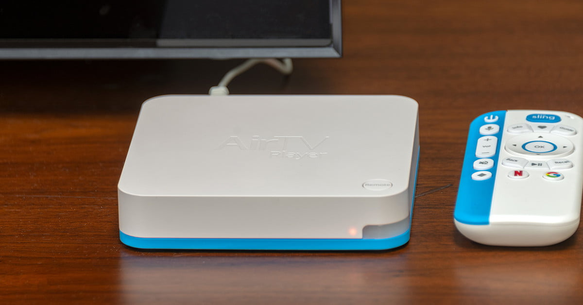 AirTV Review: The Sling TV Box Nobody Asked For
