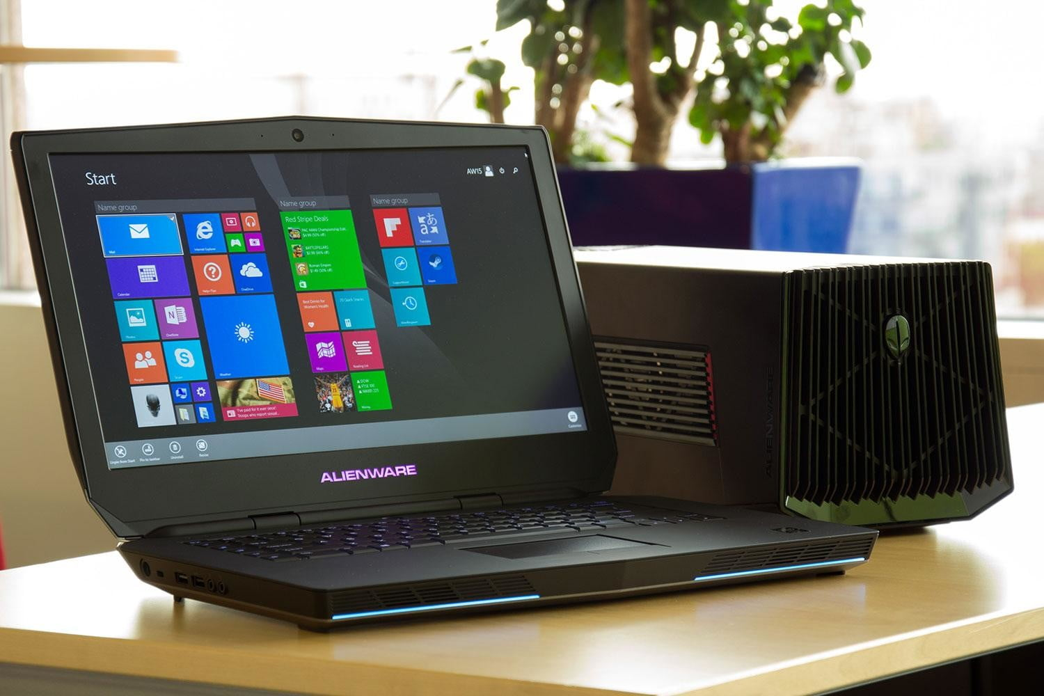 Alienware 15 Review | Gaming Laptop with Amplifier | Digital Trends