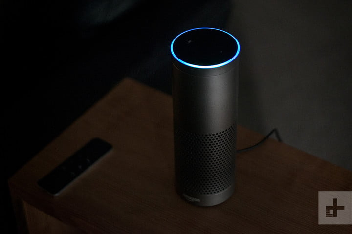 amazon alexa laugh echo night