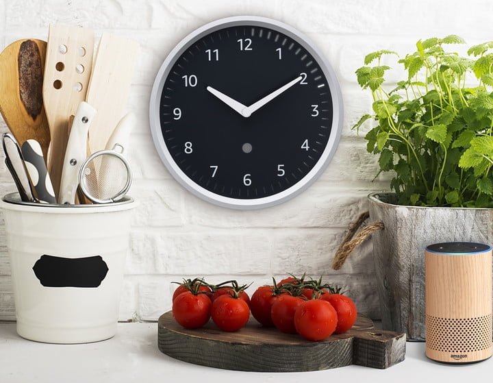 Amazon's wall clock is back on the market after Bluetooth snafus