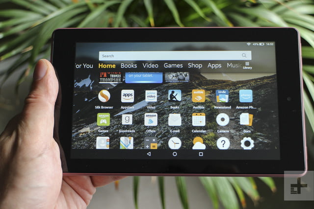 Amazon Fire 7 (2019) review
