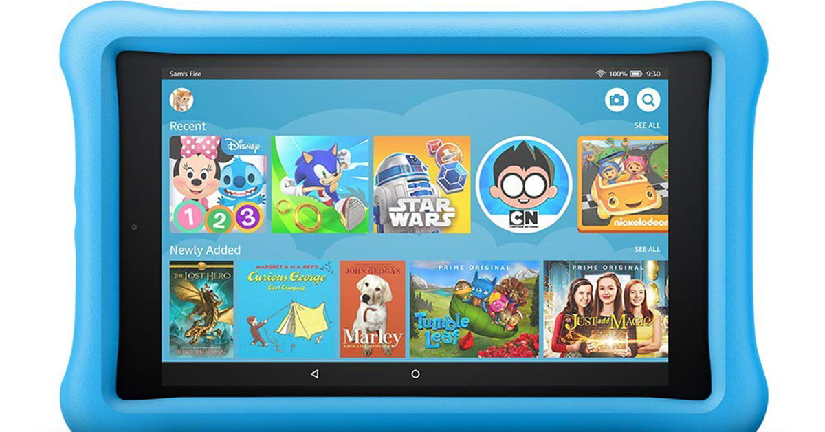 amazon fire hd 8 kids edition review digital trends