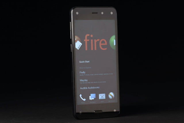 Amazon Fire phone front home 2