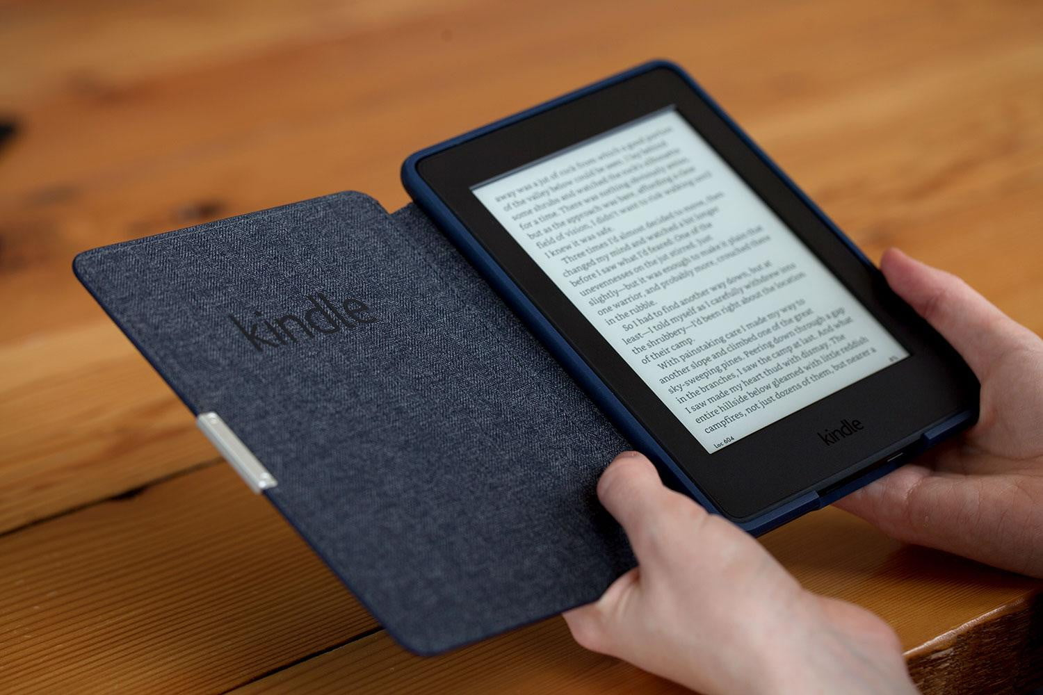 Amazon Kindle Paperwhite 2015 Review | Digital Trends - photo#36