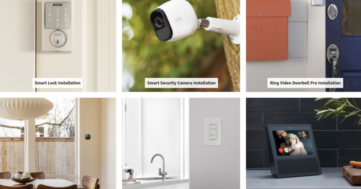 amazon rolling out smart home security packages one state at a time digital trends. Black Bedroom Furniture Sets. Home Design Ideas