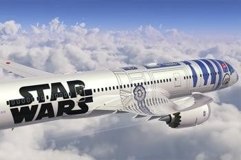 anas r2 d2 jet will be the closest to flying in a star wars spacecraft ana featured