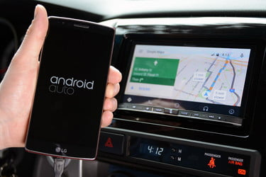 Android Auto Has Finally Gone Wireless for Pixel and Nexus Owners