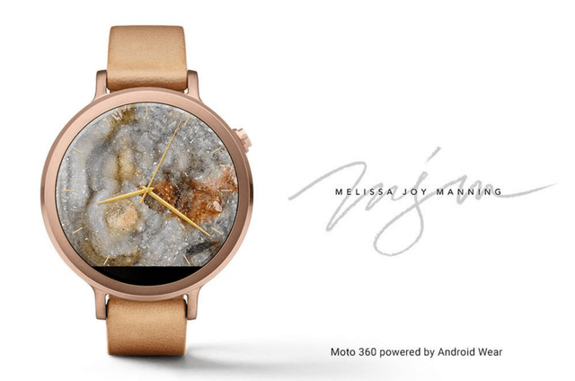 google brand name watch faces android wear melissa joy manning
