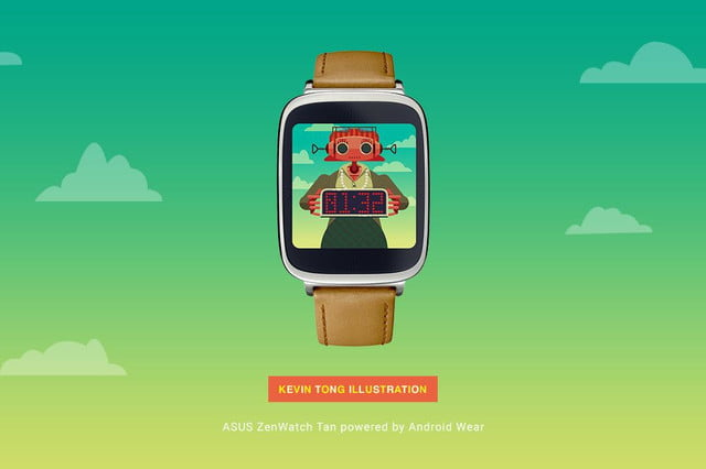 android wear 17 new watch faces androidwear kevintong 1000x666