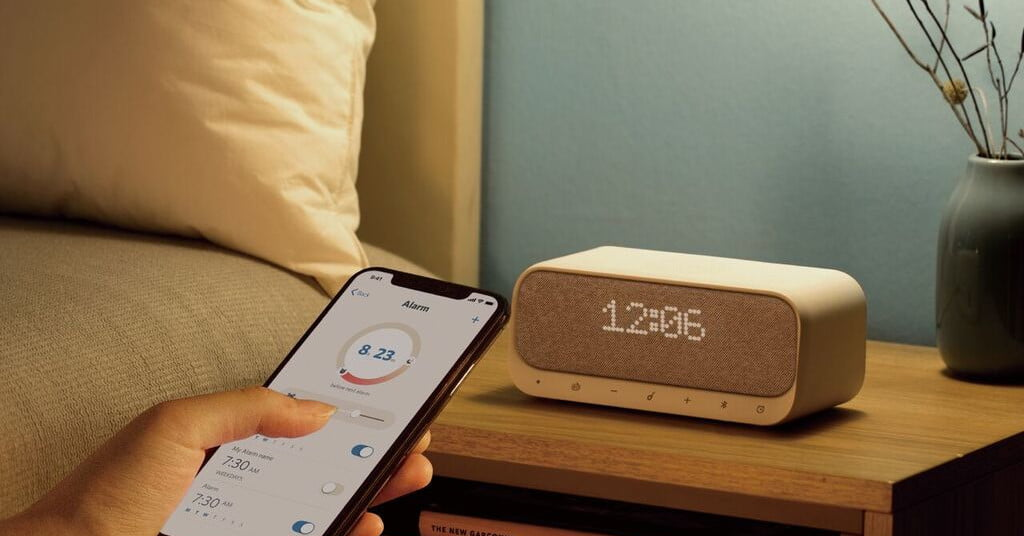 Image result for Soundcore Wakey