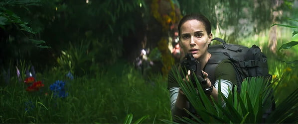 'Annihilation' is a nightmare-fueling journey into the unknown