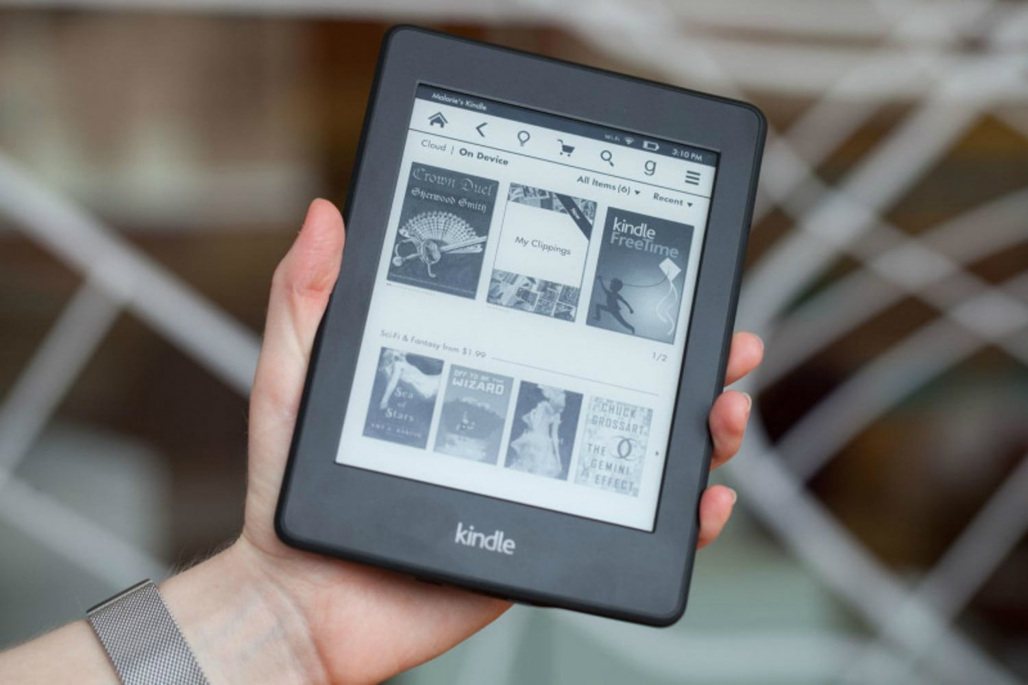 How to read epub books on your kindle digital trends fandeluxe Images