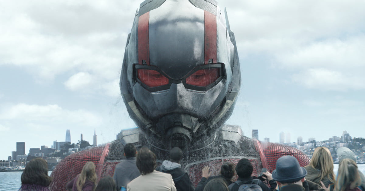 Ant man and the wasp review digital trends reheart Gallery