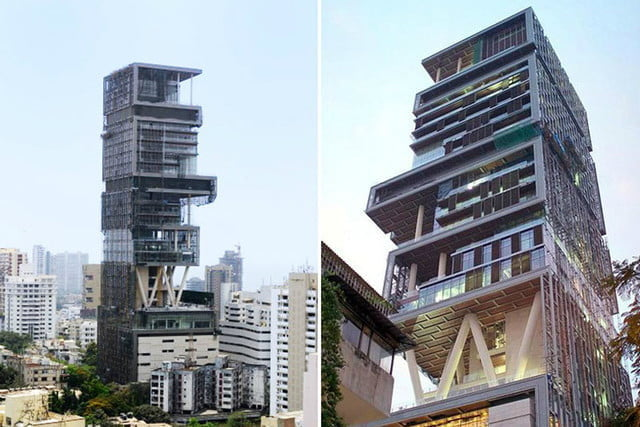 Biggest House Ever >> The Biggest Houses In The World Antilia The Biltmore Estate And