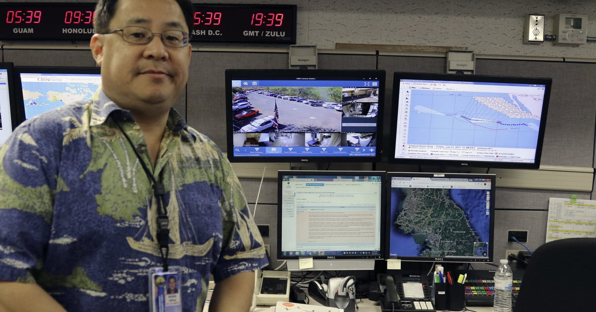 Hawaii S Missile Alert Issuing Agency Stored Its Passwords