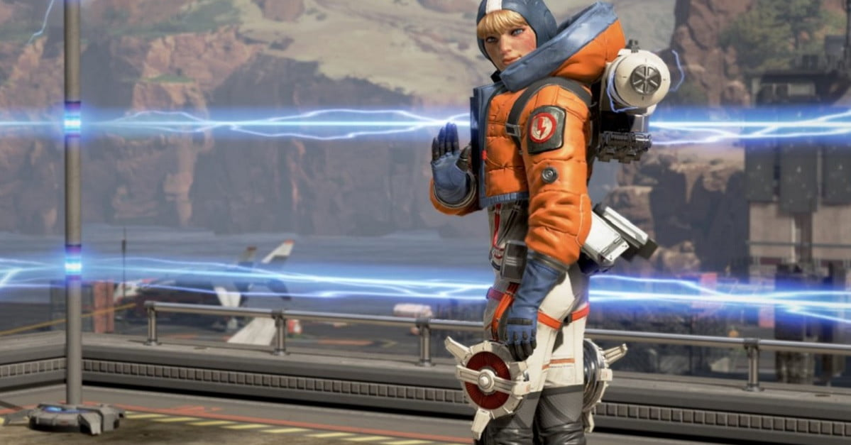 New Apex Legends Character Wattson May Shift Metagame in
