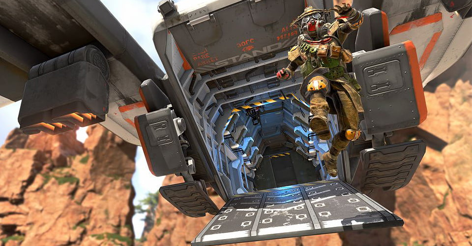 'Apex Legends,' Respawn's Titanfall battle royale, is available right now