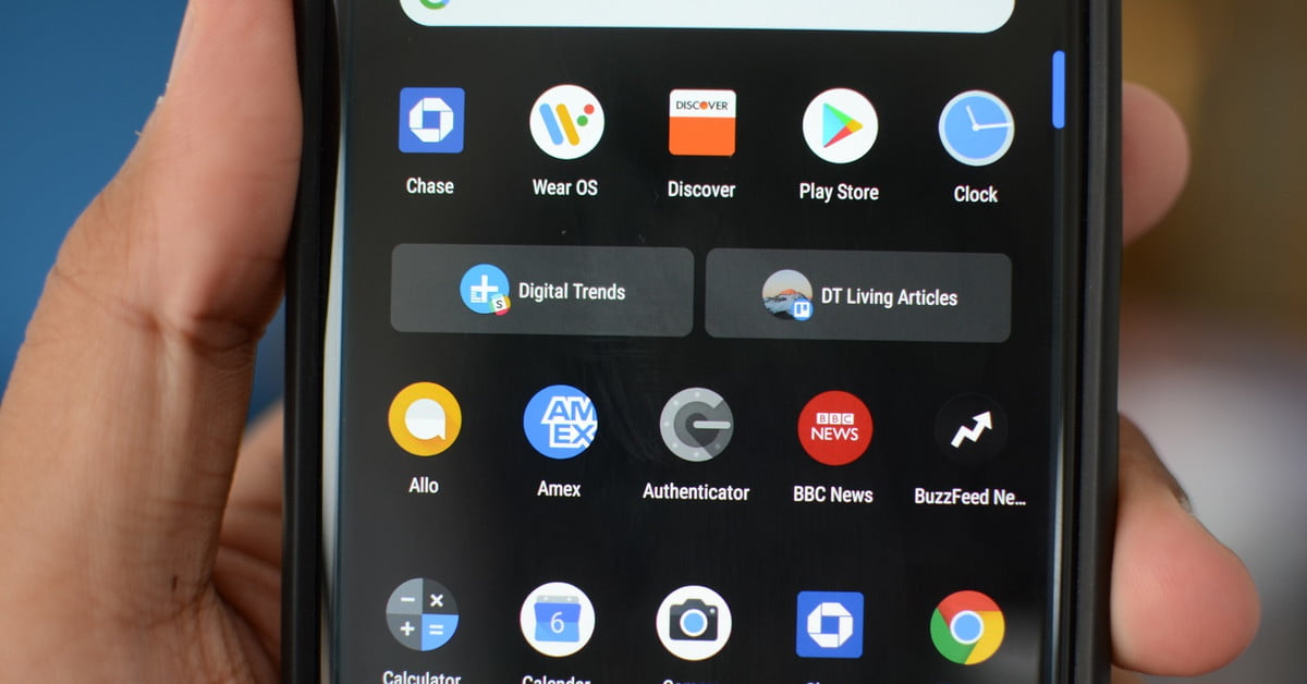 How App Actions In Android 9 0 Pie Work, And How To Control Them