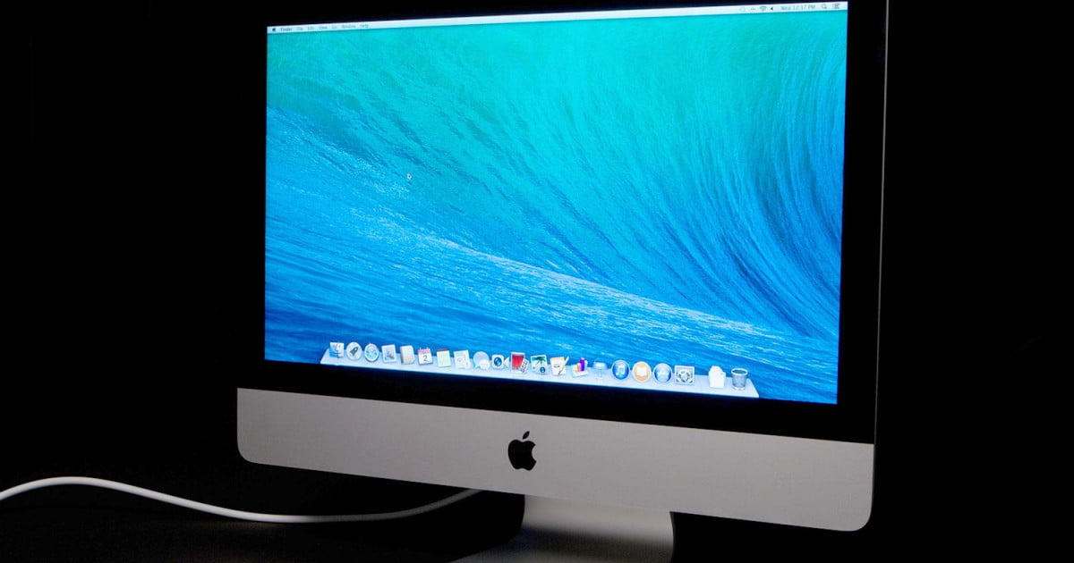 Apple 21 5 Inch Imac Review 2014 Digital Trends