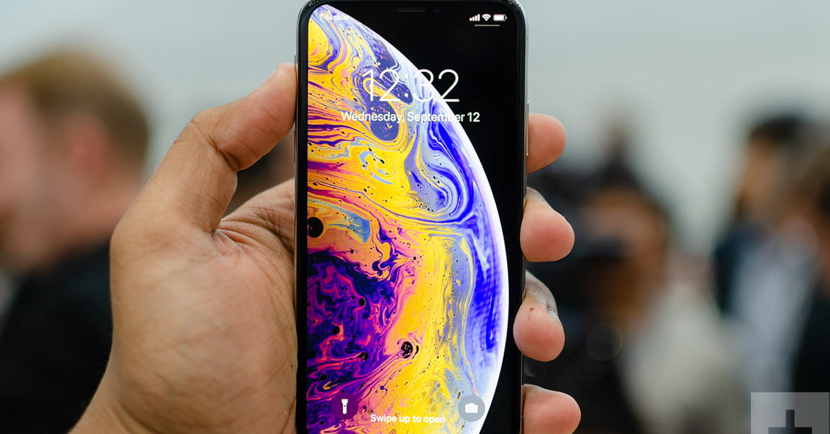 [Mobile phones] iPhone XS hands-on review