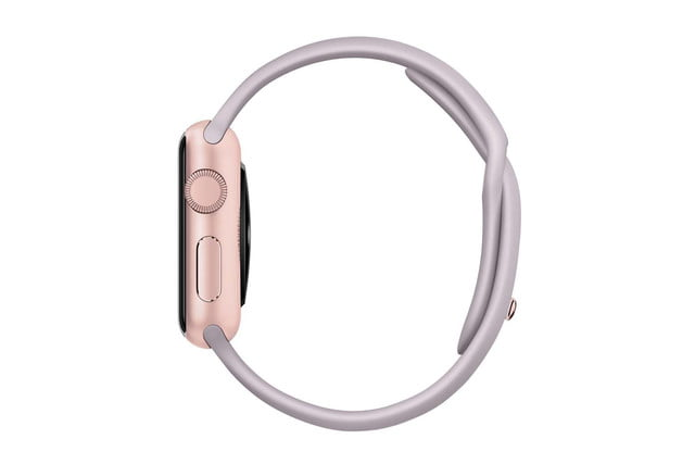 apple watch bands hermes product red news 38mm rose gold aluminum case with lavender sport band 1