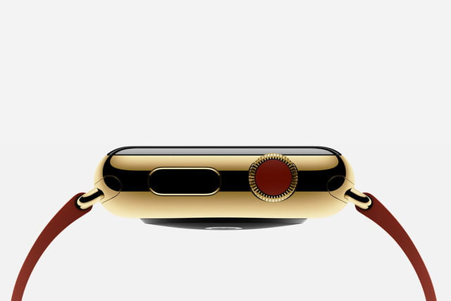 apple watch release news edition gold right macro
