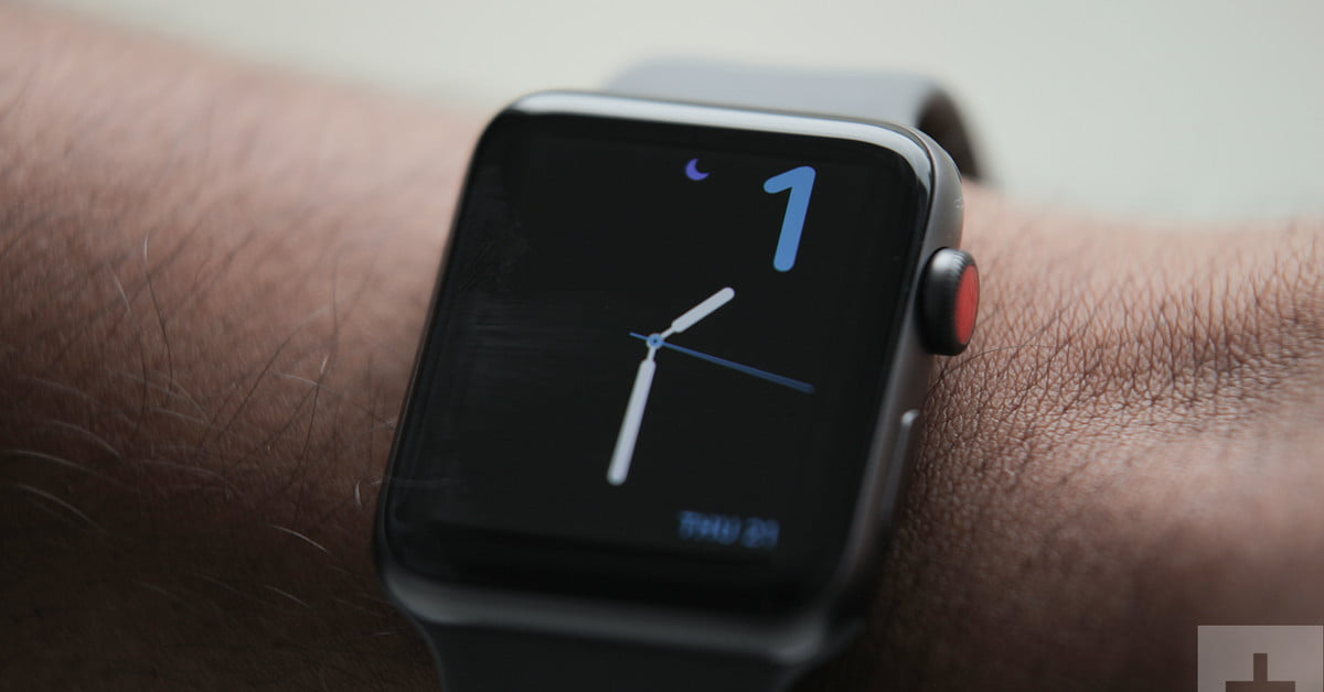 Tracking Devices For Cars Best Buy >> Apple Watch Series 3 Review | Digital Trends
