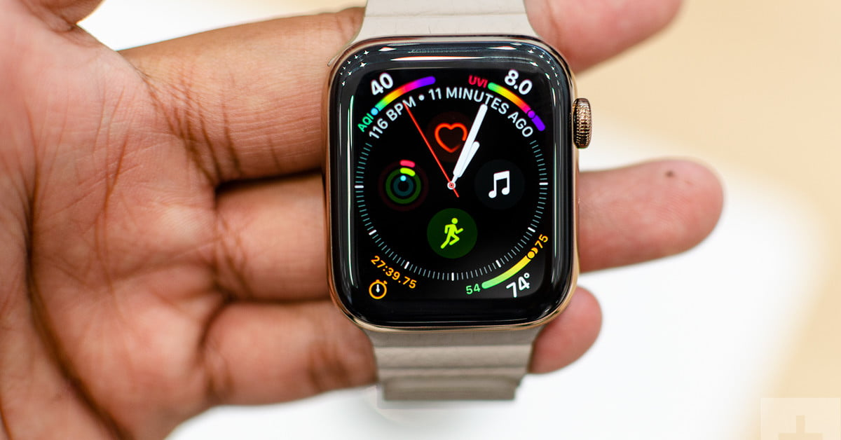 [Wearables] Apple Watch Series 4 hands-on review