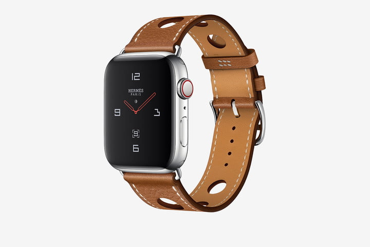 Montre Apple Series 4 Hermes Edition