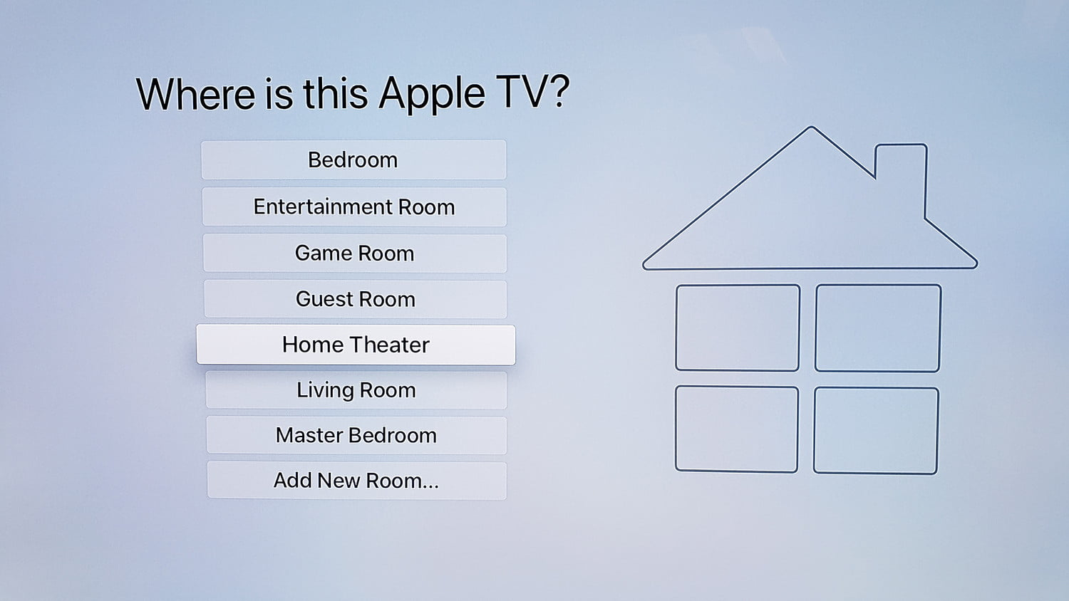 how to set up apple tv appletvsetup screen 4