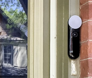 With 1-year battery life, Arbor is a fuss-free video doorbell