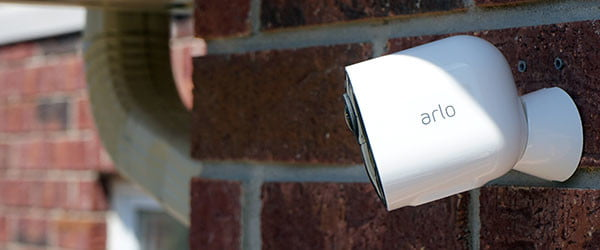 Skip the sketch artist; this 4K security camera captures thieves in full detail