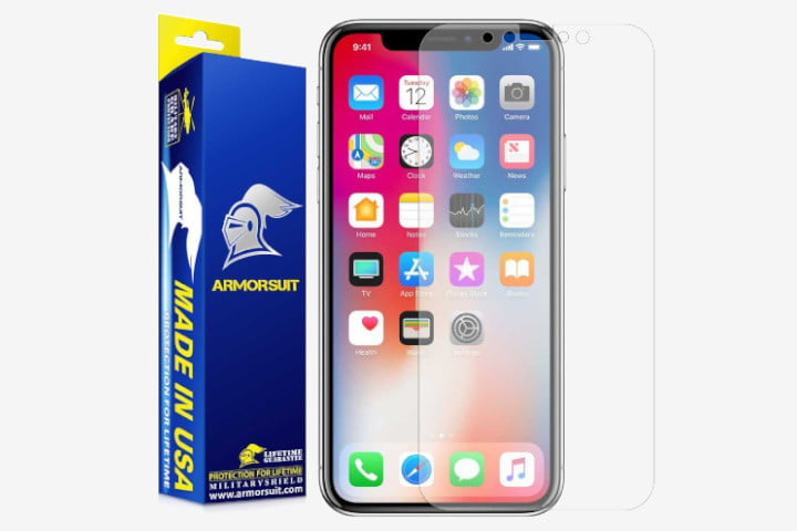 size 40 74fa5 686bf Best iPhone X Screen Protectors | Digital Trends