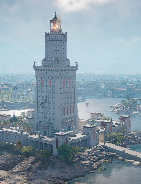 why assassins creed origins setting is its best quality historical accuracies 014047 2