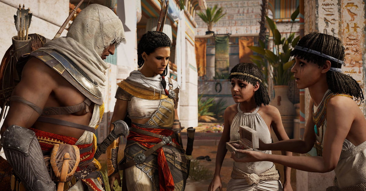 Following leak, Ubisoft confirms Ancient Greece-set 'Assassin's Creed Odyssey'