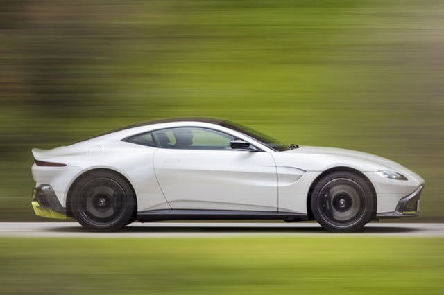 Aston Martin Vantage First Drive Digital Trends - Aston martin pictures