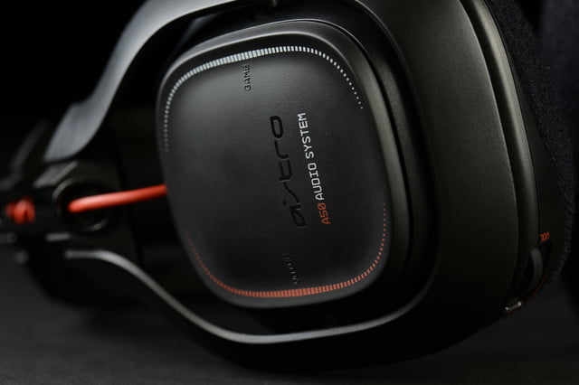 Astro A50 headset review enclosure