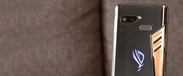 It's so fast it has a clip-on fan. But the Asus ROG phone isn't just for gamers